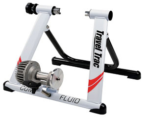travel trac com fluid trainer review