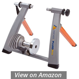 Cascade Health & Fitness Fluidpro Bike Trainer