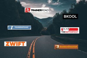 smart bike trainer software apps