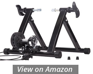 FDW magnet steel bike bicycle indoor exercise trainer stand review