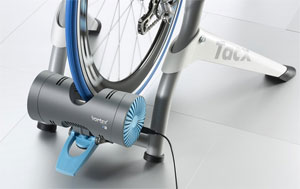 tacx vortex smart trainer with electro brake