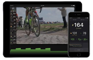 Kurt-Kinetic Road Machine Smart Bike Trainer app