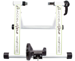 AccelaVelo Mag-X Indoor Magnetic Bike Trainer