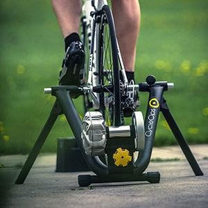 cycleops fluid2 bicycle trainer review