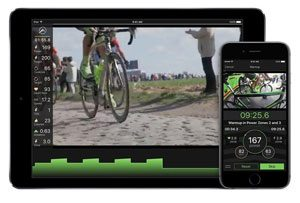 Kinetic Road Machine Smart Control Bicycle Trainer App