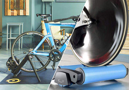 bike trainer vs bike rollers